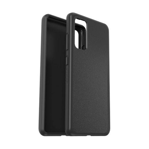 Productafbeelding van de OtterBox React Kunststof Back Cover Zwart Samsung Galaxy S20 FE 5G