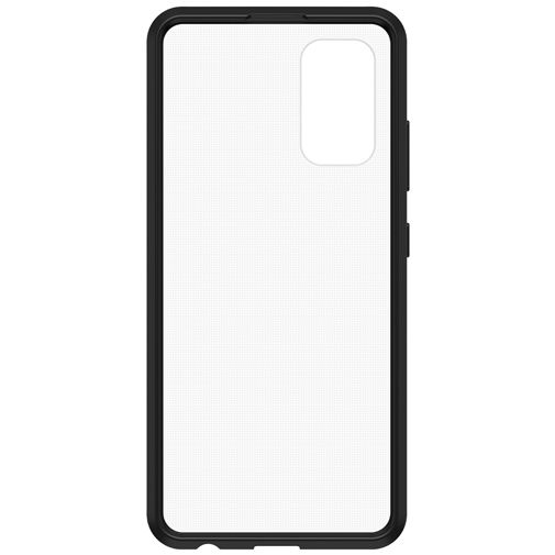 Productafbeelding van de OtterBox React PC Back Cover Transparant Zwart Samsung Galaxy A32 5G