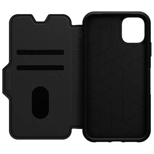 Productafbeelding van de Otterbox Strada Folio Case Black Apple iPhone 11