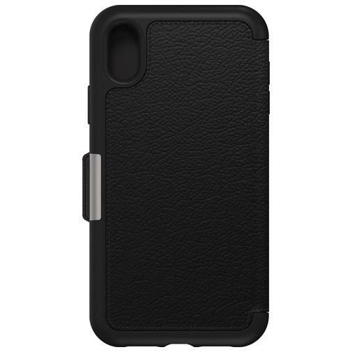 Productafbeelding van de Otterbox Strada Folio Case Black Apple iPhone XR