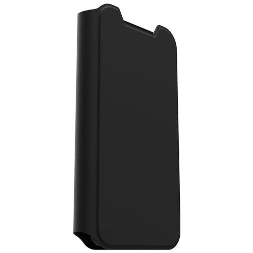 Productafbeelding van de Otterbox Strada Via PU-leer Book Case Zwart Samsung Galaxy S21+ 5G