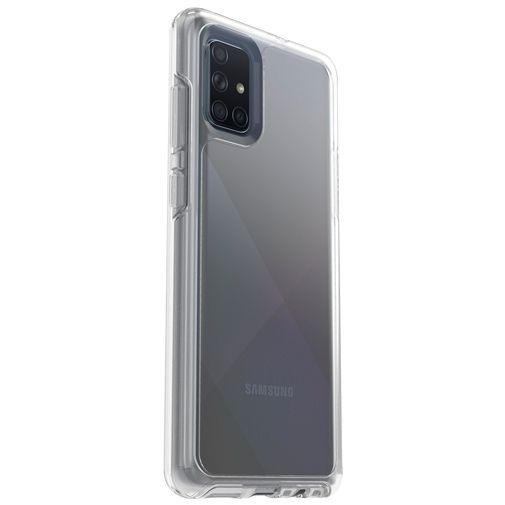 Productafbeelding van de Otterbox Symmetry Case Clear Samsung Galaxy A71