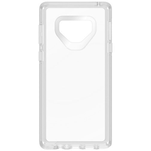 Productafbeelding van de Otterbox Symmetry Case Clear Samsung Galaxy Note 9
