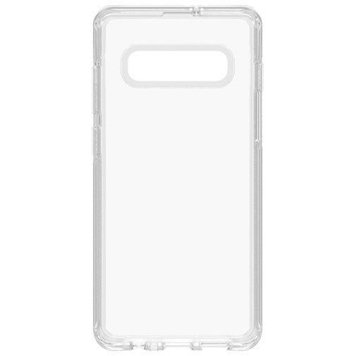 Productafbeelding van de Otterbox Symmetry Case Clear Samsung Galaxy S10+
