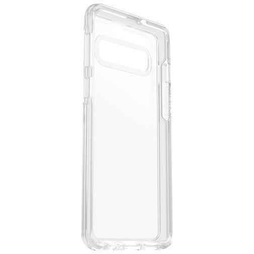 Productafbeelding van de Otterbox Symmetry Case Clear Samsung Galaxy S10 G973