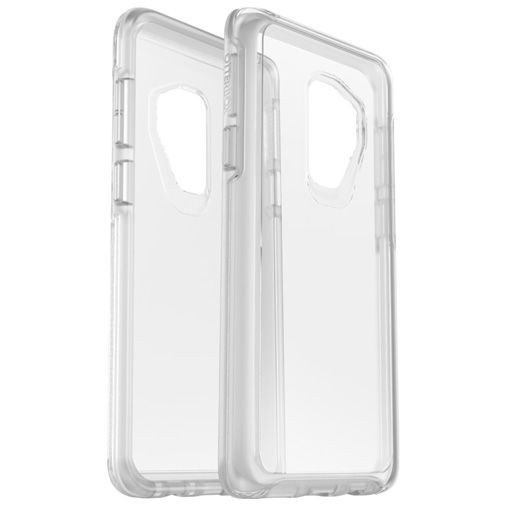 Productafbeelding van de Otterbox Symmetry Case Clear Samsung Galaxy S9+