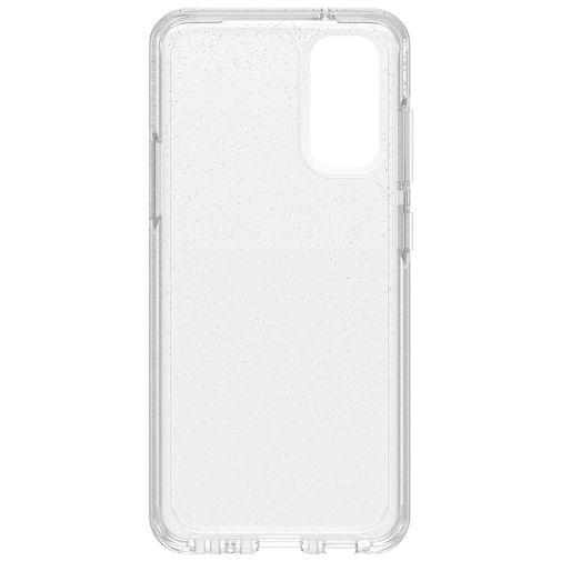 Productafbeelding van de Otterbox Symmetry Case Clear Stardust Glitter Samsung Galaxy S20