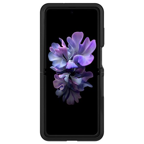 Productafbeelding van de Otterbox Symmetry Case Flex Black Samusung Galaxy Z Flip