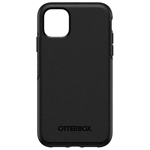 Productafbeelding van de Otterbox Symmetry Case Black Apple iPhone 11
