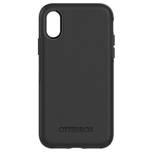 Productafbeelding van de Otterbox Symmetry Case Black Apple iPhone X/XS