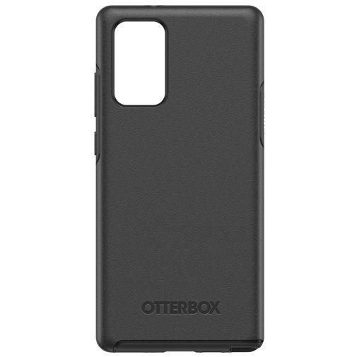 Productafbeelding van de Otterbox Symmetry Case Black Samsung Galaxy Note 20