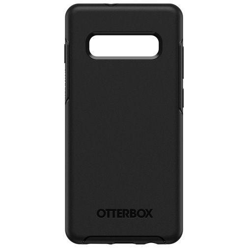 Produktimage des Otterbox Symmetry Schutzhülle Schwarz Samsung Galaxy S10+