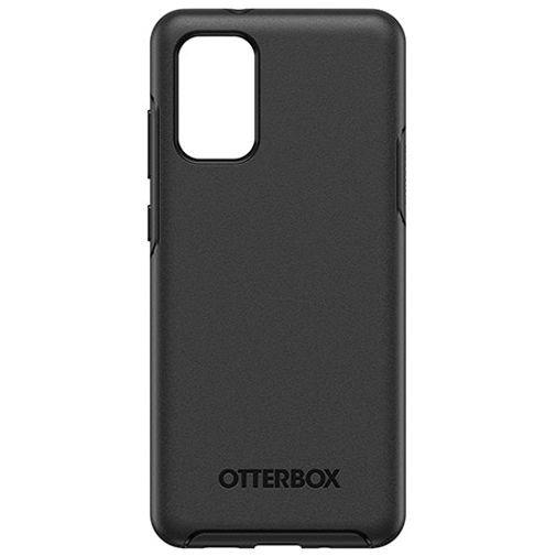 Productafbeelding van de Otterbox Symmetry Case Black Samsung Galaxy S20+