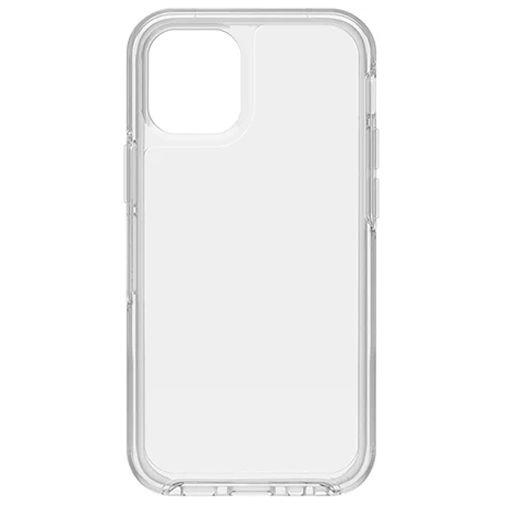 Productafbeelding van de Otterbox Symmetry Kunststof Back Cover Apple iPhone 12 Mini Transparant