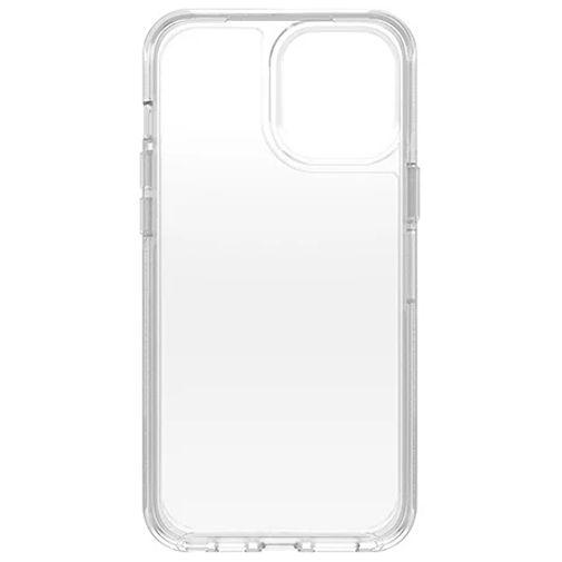 Productafbeelding van de Otterbox Symmetry Kunststof Back Cover Apple iPhone 12 Pro Max Transparant