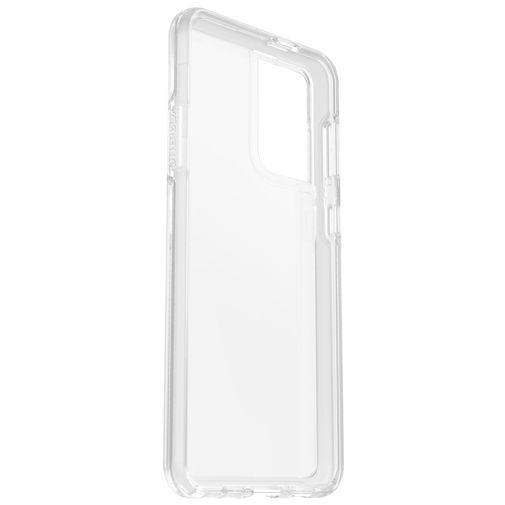 Productafbeelding van de Otterbox Symmetry Kunststof Back Cover Transparant Samsung Galaxy S21+ 5G