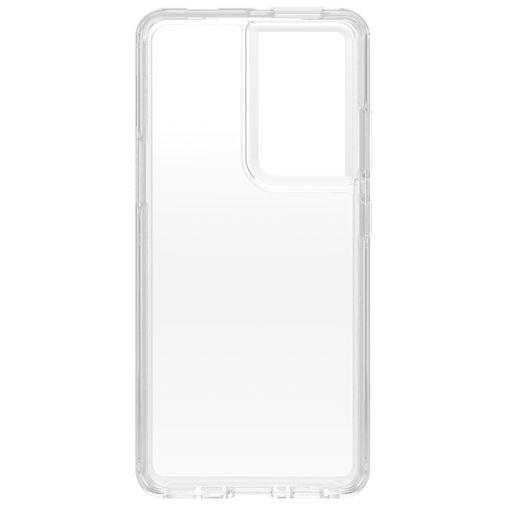 Productafbeelding van de Otterbox Symmetry Kunststof Back Cover Transparant Samsung Galaxy S21 Ultra 5G