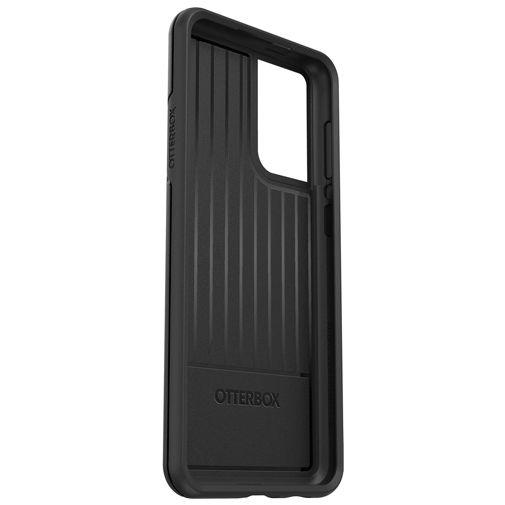 Productafbeelding van de Otterbox Symmetry Kunststof Back Cover Zwart Samsung Galaxy S21+ 5G