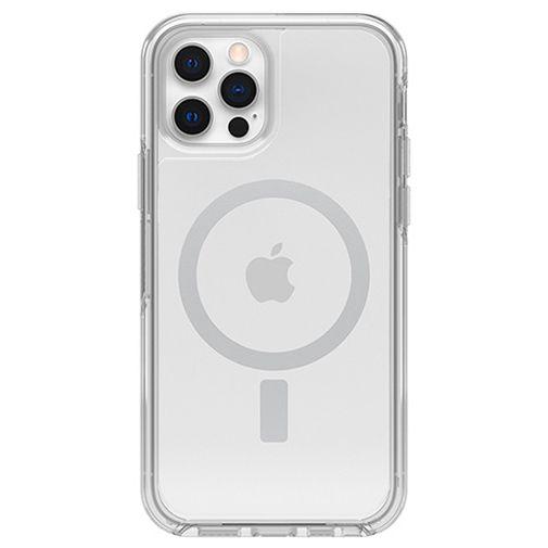 Productafbeelding van de Otterbox Symmetry Plus PC Back Cover Transparant Apple iPhone 12/12 Pro