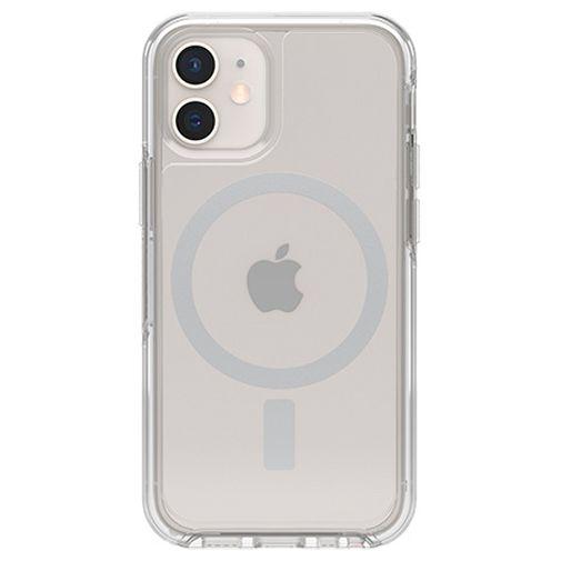 Productafbeelding van de Otterbox Symmetry Plus PC Back Cover Transparant Apple iPhone 12 Mini