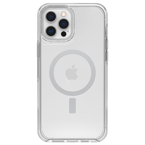Productafbeelding van de Otterbox Symmetry Plus PC Back Cover Transparant Apple iPhone 12 Pro Max