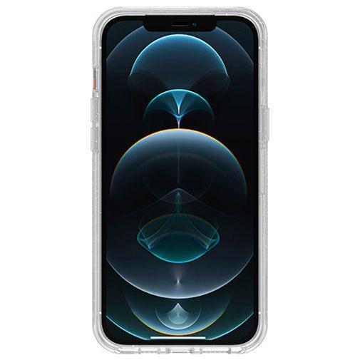 Productafbeelding van de Otterbox Symmetry Plus Stardust PC Back Cover Transparant Apple iPhone 12 Pro Max