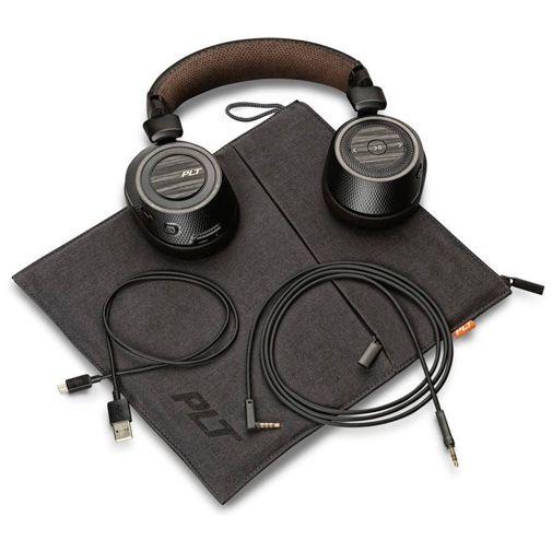 Produktimage des Plantronics Backbeat Pro 2 Schwarz
