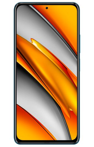 Productafbeelding van de Poco F3 256GB Blauw