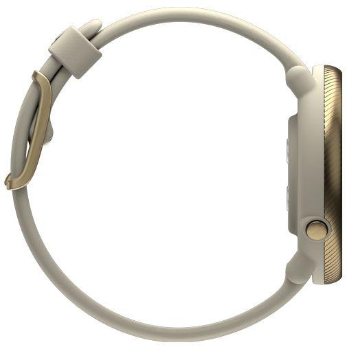 Productafbeelding van de Polar Ignite 2 Goud Beige Band