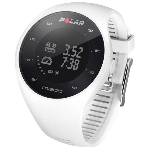 Produktimage des Polar M200 Weiß M/L