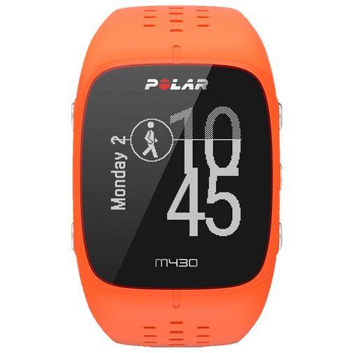 Productafbeelding van de Polar M430 Oranje M/L
