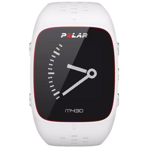 Productafbeelding van de Polar M430 Wit S