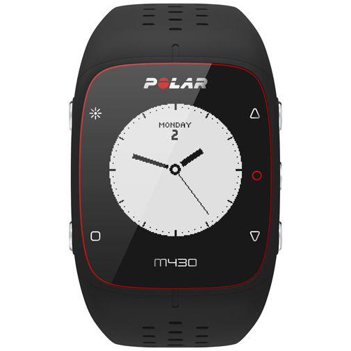 Productafbeelding van de Polar M430 Zwart S