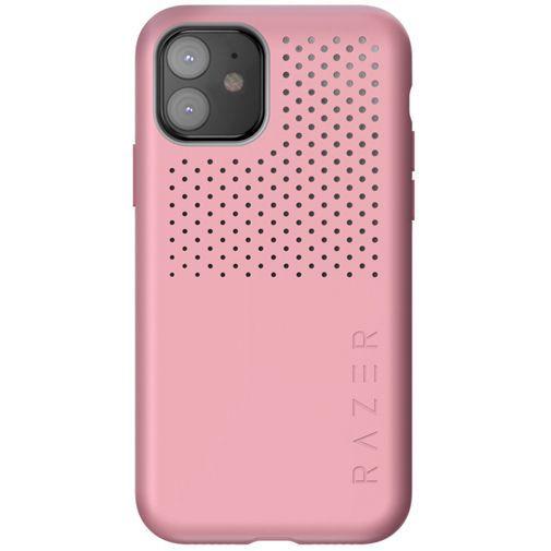 Produktimage des Razer Arctech Pro Schutzhülle Pink Apple iPhone 11