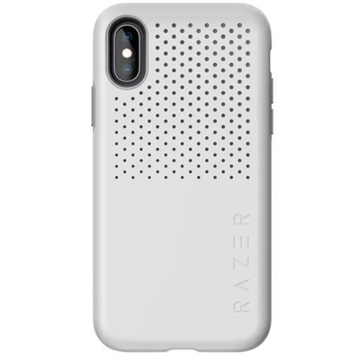 Productafbeelding van de Razer Arctech Pro Case White Apple iPhone XS