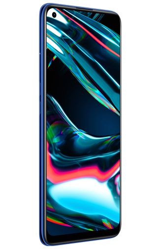 Product image of the Realme 7 Pro Blue