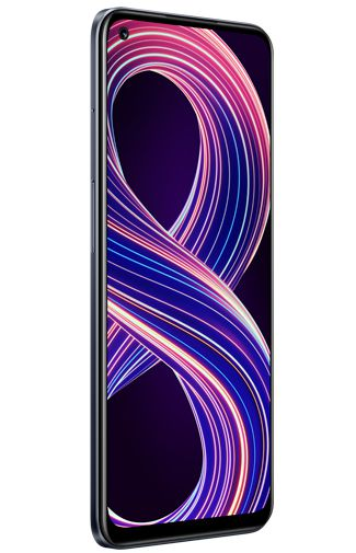 Produktimage des Realme 8 5G 128GB Schwarz
