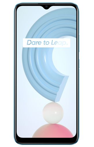 Product image of the Realme C21 32GB Blue