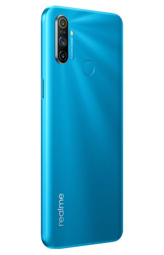 Productafbeelding van de Realme C3 Blauw