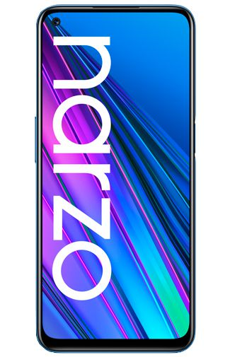 Product image of the Realme Narzo 30 5G 128GB Blue