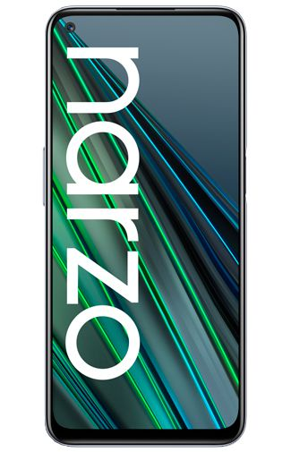 Product image of the Realme Narzo 30 5G 128GB Silver