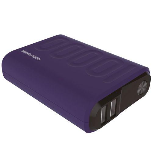 Productafbeelding van de RealPower PB-10000PD+ Purple