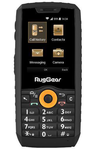 RugGear RG150 Black