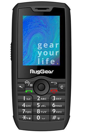 Productafbeelding van de RugGear RG160 Black