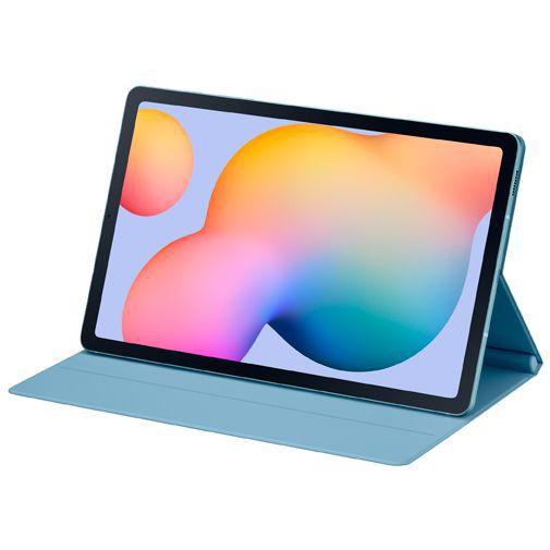 Productafbeelding van de Samsung Book Cover Blue Galaxy Tab S6 Lite