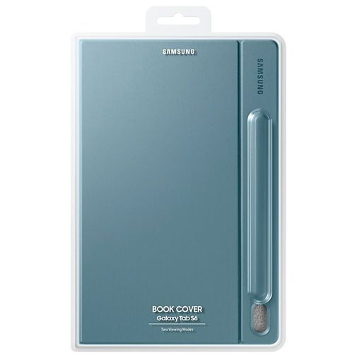 Produktimage des Samsung Book Cover Blau Galaxy Tab S6