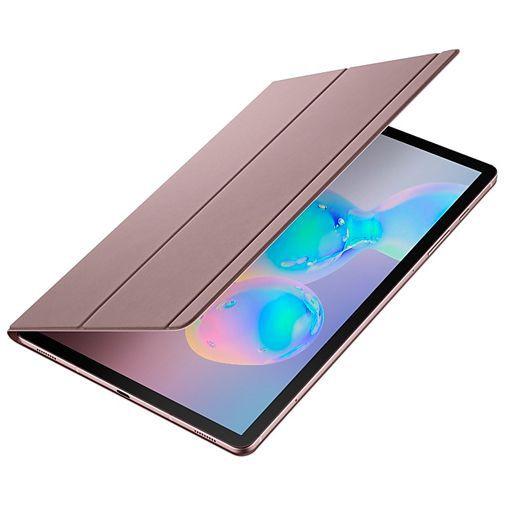 Productafbeelding van de Samsung Book Cover Brown Galaxy Tab S6