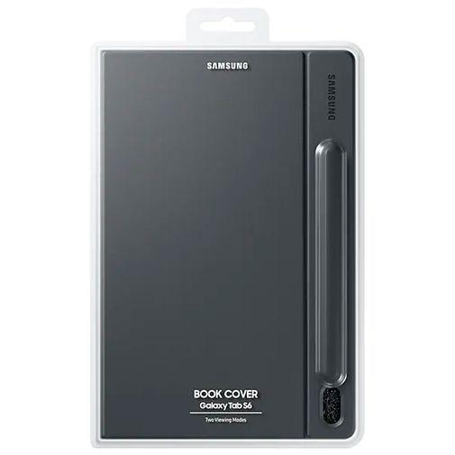 Productafbeelding van de Samsung Book Cover Grey Galaxy Tab S6