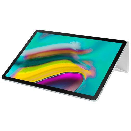 Produktimage des Samsung Book Cover Weiß Galaxy Tab S5e
