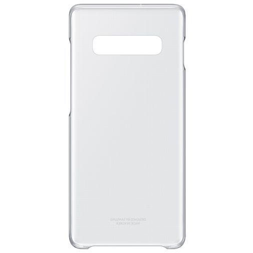 Produktimage des Samsung Clear Cover Transparent Galaxy S10+